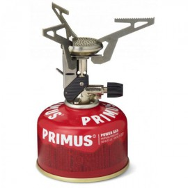 Portable Camping Gas Stove Primus + Pot & Pan