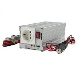 Inverter HQ 24V - 230V 300W USB