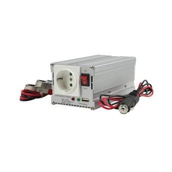 Inverter HQ 24V - 230V 300W USB