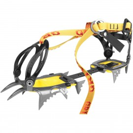 Crampons 12 points Grivel AirTech for mountaineering and ice climbing