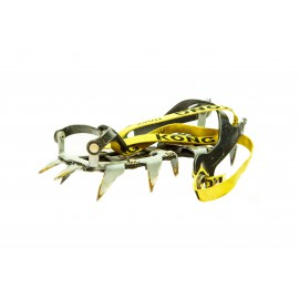Crampons 12 points Kong for mountaineering and ice climbing